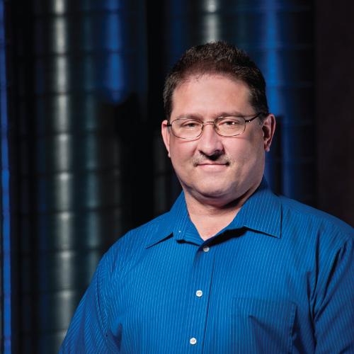 Steve Uffen SM estimator of matherly mechanical contractors